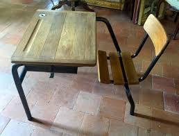 bureau d 馗olier ancien en bois 1 place les 25 meilleures idées de la catégorie bureau d écolier sur