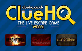 hen do and stag do ideas in chester and ellesmere port clue hq