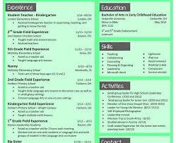 resume download elementary teacher resume examples best 25