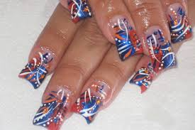cool fingernails design how you can do it at home pictures