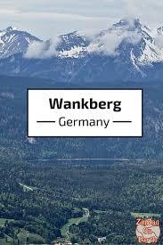 Garmisch Germany Map by Wankberg Best Panorama In Garmisch Partenkirchen