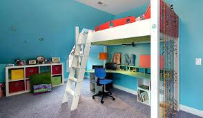 pictures of bunk beds with desk underneath loft bed with desk underneath mixing work pleasure beds desks photo
