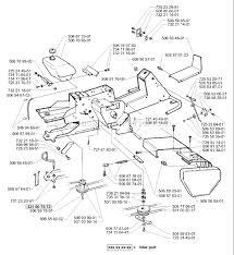 husqvarna rider 16 parts list and diagram 2001 01
