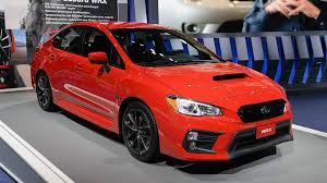 subaru wrx red 2018 subaru impreza wrx detroit 2017 photo gallery autoblog
