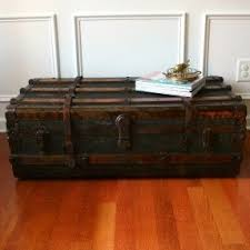 Trunk Coffee Table Treasure Chest Coffee Table Foter