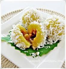 resep lopis aneka resep lupis singkong asian foods pinterest food
