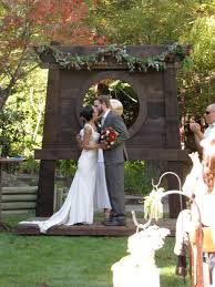 rent wedding arch rent a heritage salvage wedding arch bar stage the whole nine
