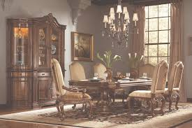 furniture pedestal dining table and fabric upholstered dining