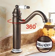 Retro Bathroom Taps Online Get Cheap Vintage Brass Taps Aliexpress Com Alibaba Group