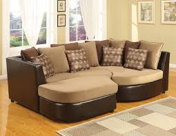 Soft Sectional Sofa Soft Sectional Sofa Fabric Sofas Brown Leather Stock Photos