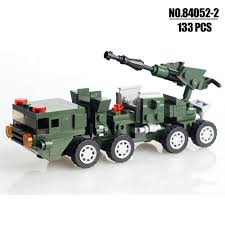 military transport vehicles kazi building blocks sets compatible with legoe military transport