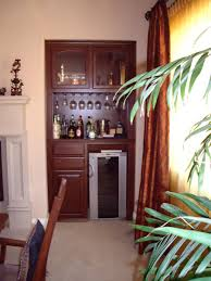 Kitchen Bar Cabinets Built In Home Bar Cabinets In Southern California Woodwork Creations