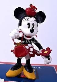 le chat noir boutique disney kurt adler minnie mouse with