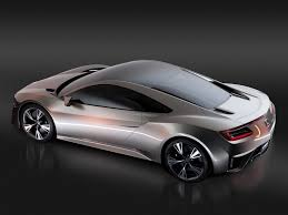 honda supercar concept 2012 honda nsx concept cars sketches