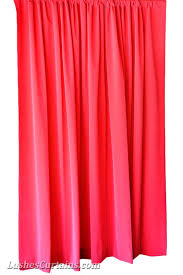 Pink Velvet Curtains Used Fuchsia Flocked Velvet Curtains