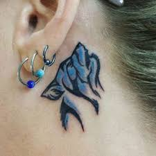 tribal tattoos cool and best tribal wolf tattoos for