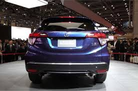 Honda Vezel Interior Pics New Honda Vezel Compact Suv Photo Gallery Autocar India