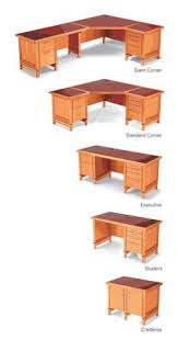 Office Desk Plans Woodworking Free by Simple Corner Desk Top View Http Woodwaredesigns Com