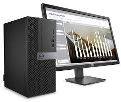 Dell Cabinet Price In India Optiplex 3000 Series Desktop Pcs With Multiple Display Support