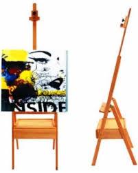 Easel Floor L Deals On Ktaxon Portable H Frame Wooden Drawing