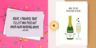 mothers day cards 18 s day card ideas that aren t cringy