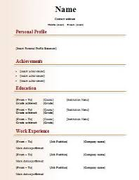 Resume In English Sample by Best 25 Professional Resume Format Ideas On Pinterest Format