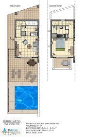Maisonette Floor Plan Maisonettes In Greece Blue Lagoon Princess Halkidiki
