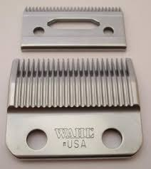 Jual Alat Cukur Wahl Asli mata pisau clipper wahl taper blade set untuk seri 8466