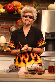 chrissy teigen dressed up as guy fieri is the stuff of nightmares