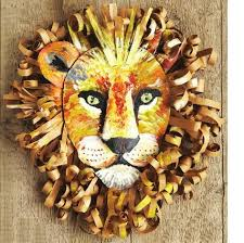 lion mask grrr lion mask created by studio photo by ty atkins