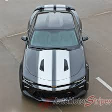2018 2017 2016 camaro racing stripes decals graphics cam sport