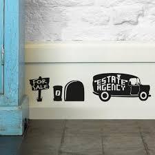 Cheap Wall Mural Aliexpress Com Buy Wall Stickers Home Decor Mouse Hole Cartoon