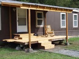 partially covered deck ideas home u0026 gardens geek