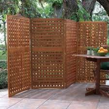 Backyard Privacy Screen by Outdoor Privacy Screen Ideas Sunshine Divider Nice Pinterest