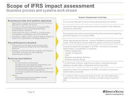 implications of ifrs by dr martin ikpehai martin ey ppt download