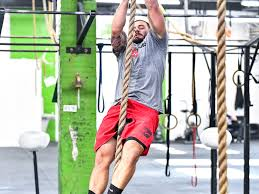 mat fraser crossfit games champion workout training si com