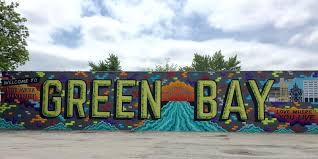 largest mural in green bay completed