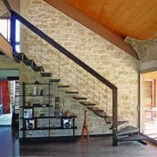 wandgestaltung treppenaufgang treppenhaus modern gestalten loopele