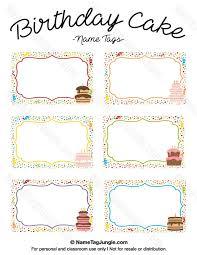 printable monster name tags 20 new happy birthday card template modernrugslondon com