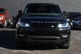 range rover black range rover south beach exotic rentals