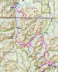Glacier Park Map Glacier National Park 2015 U2014 Trailnamebackstroke