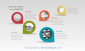 roadmap journey powerpoint template 3d infographic ppt
