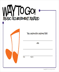 100 music award certificate download pdf outstanding teacher