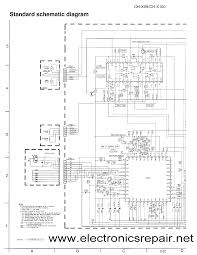 jvc ch x99 x100 sch service manual download schematics eeprom