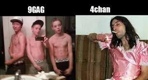 Know Your Meme 9gag - 9gag vs 4chan 9gag know your meme