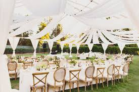 wedding tent or shine the wedding is on 21 beautiful ways to decorate