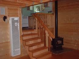 wood stove vs airtight fireplace