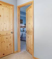 Interior Door Wood Wood Stile And Rail Panel Doors Interior Doors Steves Doors