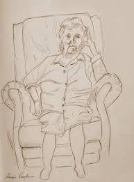 random sketches vaughn fine art
