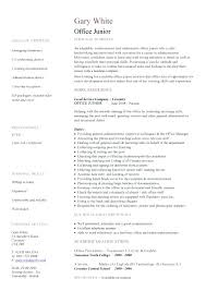 office resume templates u2013 inssite